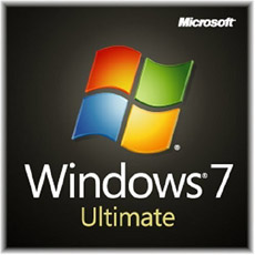 Windows Ultimate with Service Pack