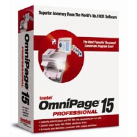 Hungarian OCR Software Omnipage Pro MAC