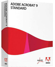 acrobat standard 9 convert to pdf outlook